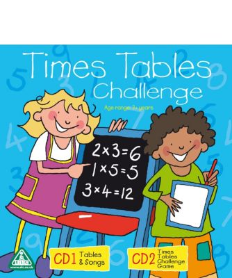 Times Tables Double CD