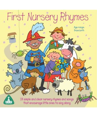 First Nursery Rhymes CD