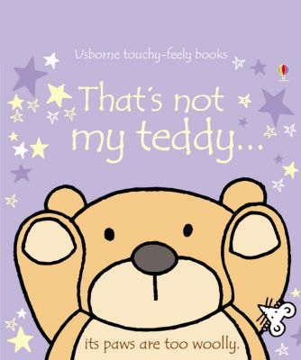 Usborne That's Not My Teddy Book