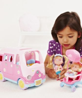 Rosie's World - Summer and Her Camper Van