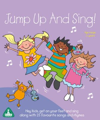 Jump Up And Sing CD
