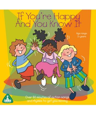 If You're Happy And You Know It CD
