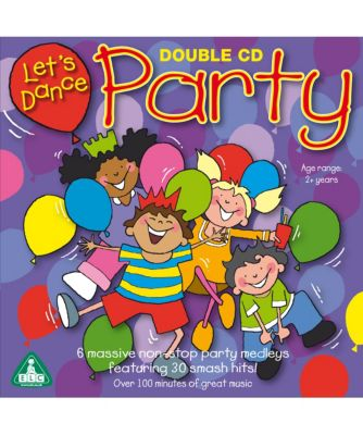 Let's Dance Party Double CD