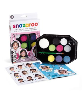 Snazaroo Pastel Face Painting Kit
