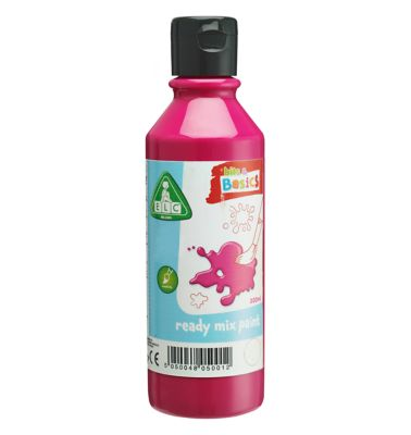 Pink Ready Mix Paint 300ml
