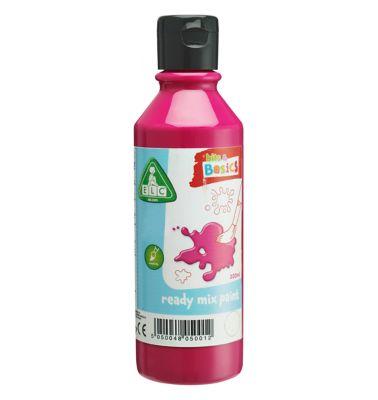 Pink Ready Mix Paint 300ml