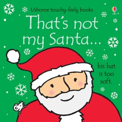 That's Not My Santa Book