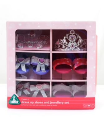 Magical Mimi Dress Up Shoes and Jewellery Set