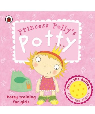 Ladybird Princess Polly's Potty Book