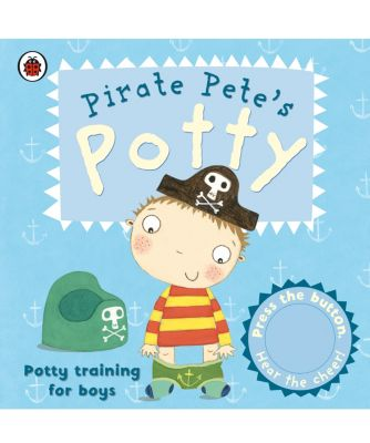Ladybird Pirate Pete's Potty Book