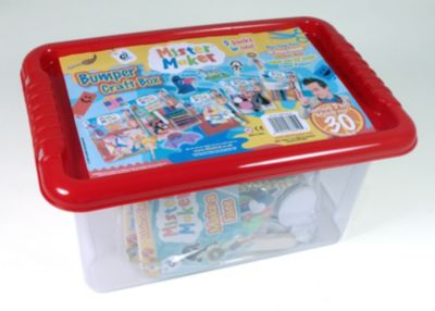 Mister Maker Bumper Craft Box