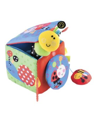 Bugs Activity Cube