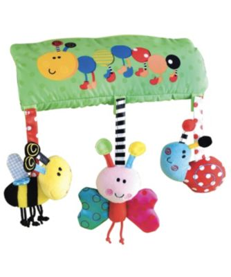 Bugs Magnetic Travel Toy