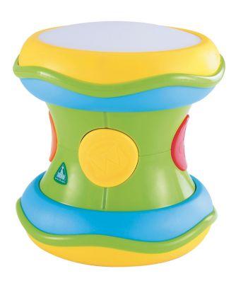 Light and Sound Drum