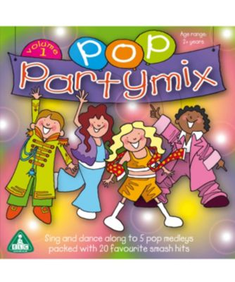 Pop Partymix Volume 1 CD