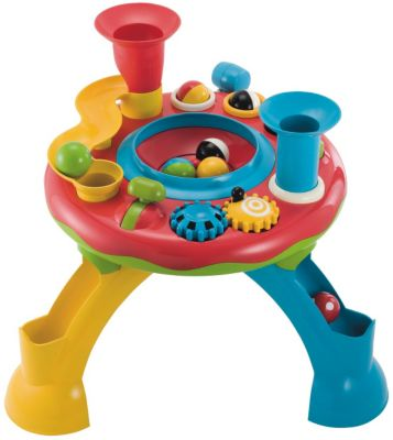Light and Sounds Activity Table