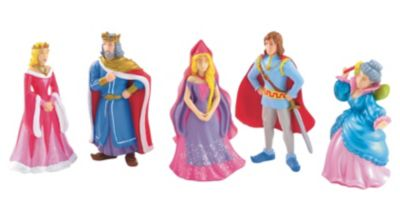 Wonderland Castle Figure Set