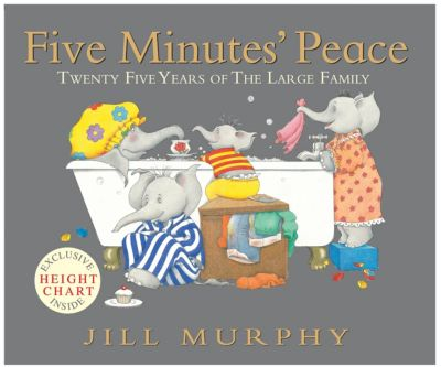 Five Minutes' Peace Book -  25th Anniversary Edition