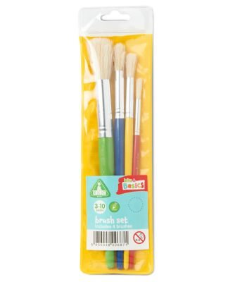 Set of 4 Paint Brushes