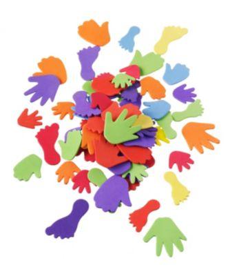 Foam Hands And Feet