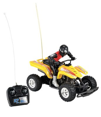 Big City Radio Control Quad Bike- Yellow