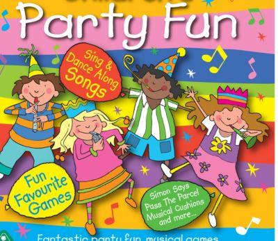 Children's Party Fun CD