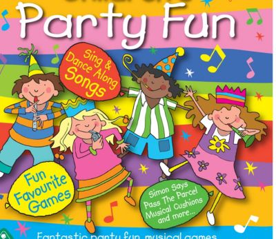 Children's Party Fun CD