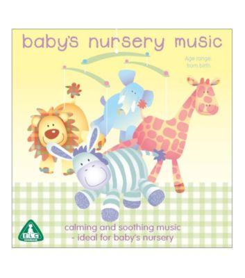 Baby's Nursery Music CD