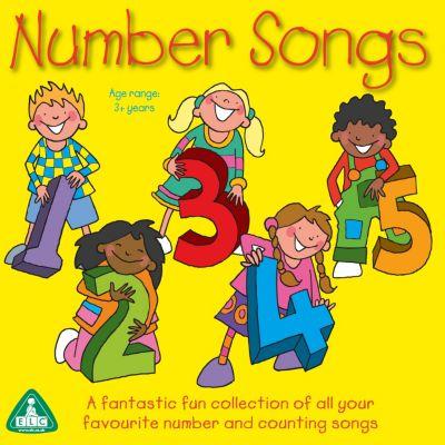 Number Songs CD