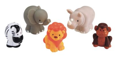 Happyland Wild Animals
