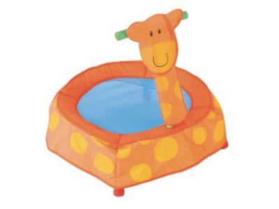 Indoor Giraffe Trampoline