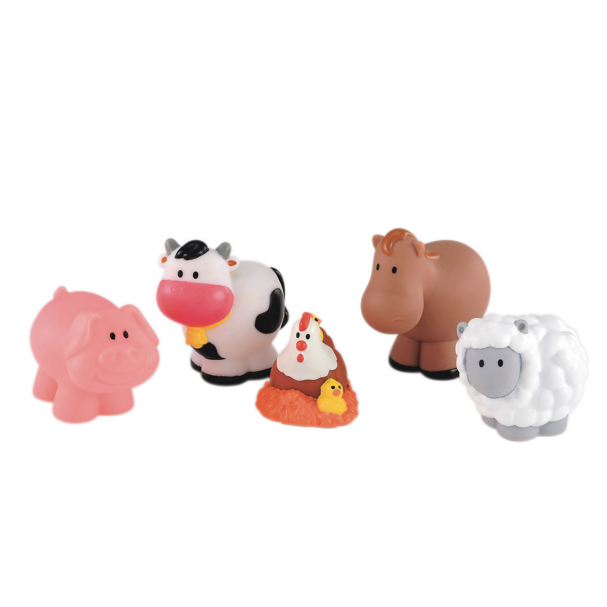 New ELC Boys and Girls Happyland Happy Farm Animals Toy From 18 months