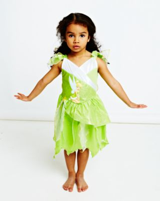 Disney Princess Glitter Tinkerbell Costume