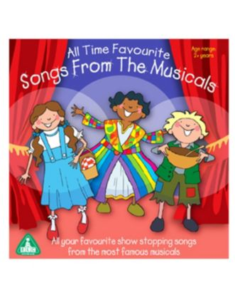 All Time Favourite Songs from the Musicals CD