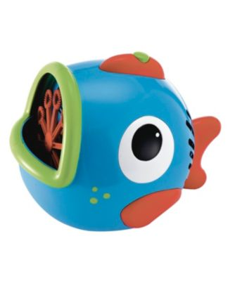 Freddy the Fish Bubble Machine