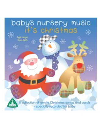 Baby's Nursery Music It's Christmas CD