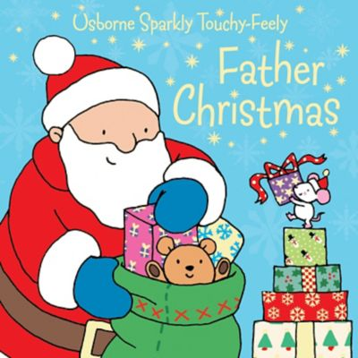 Father Christmas Touchy Feely Book