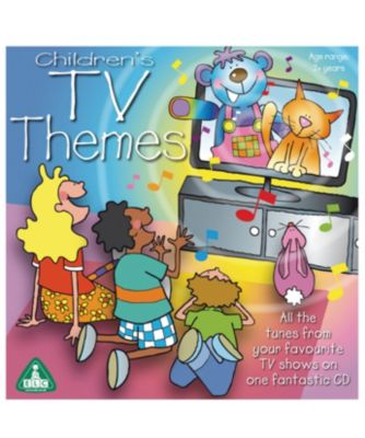 Children's Favourite TV Themes CD