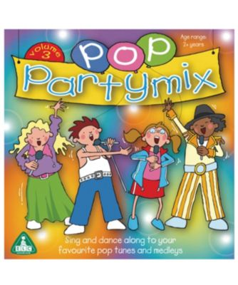 Pop Partymix Volume 3 CD