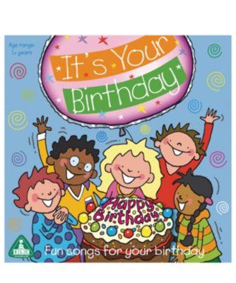 It's Your Birthday CD