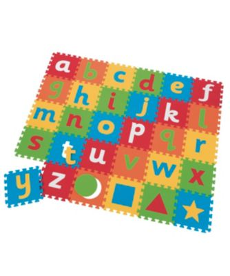 Foam Alphabet Playmats
