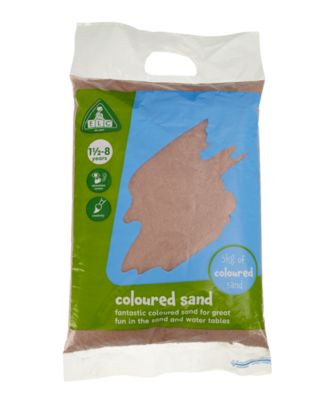 Pink Coloured Play Sand - 5kg Bag