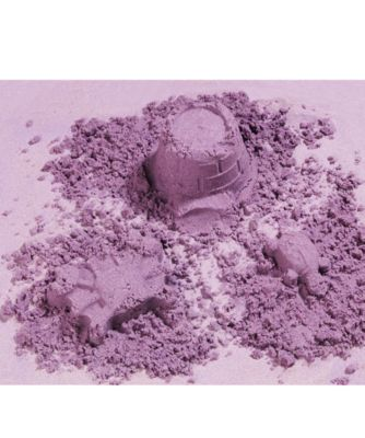 Purple Coloured Play Sand - 5kg Bag