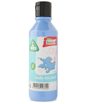 Baby Blue Ready Mix Paint 300ml