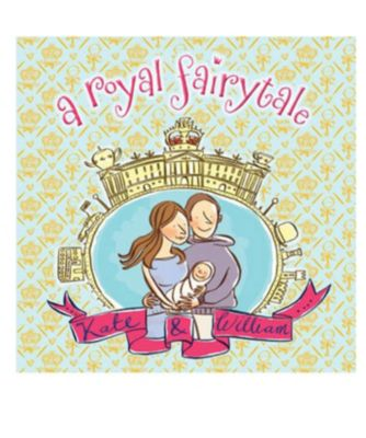 A Royal Fairytale Picture Book