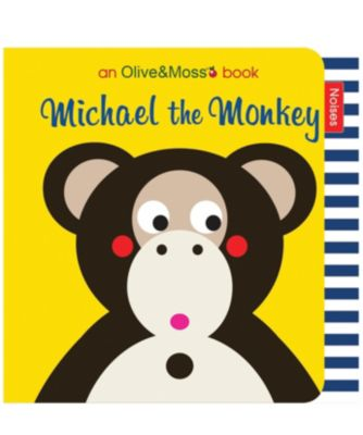 Olive & Moss Michael The Monkey