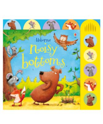 Usborne Noisy Bottoms Sound Book