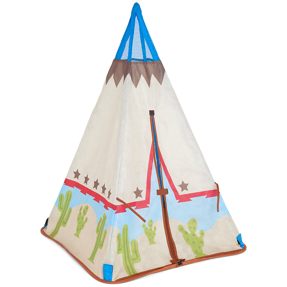 Cowboy Teepee Toy From 2 years