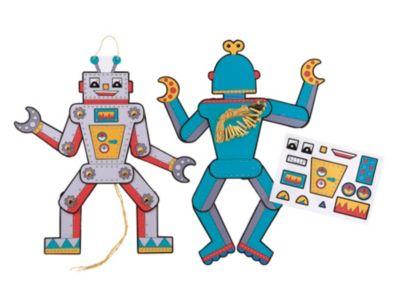 Robot Jumping Jacks