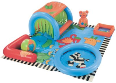 Inflatable Play Island